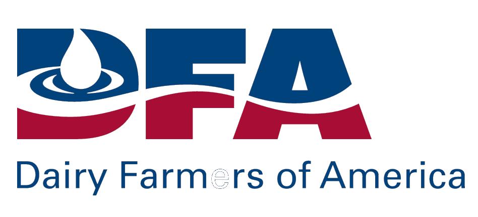 logo Dairy famers america